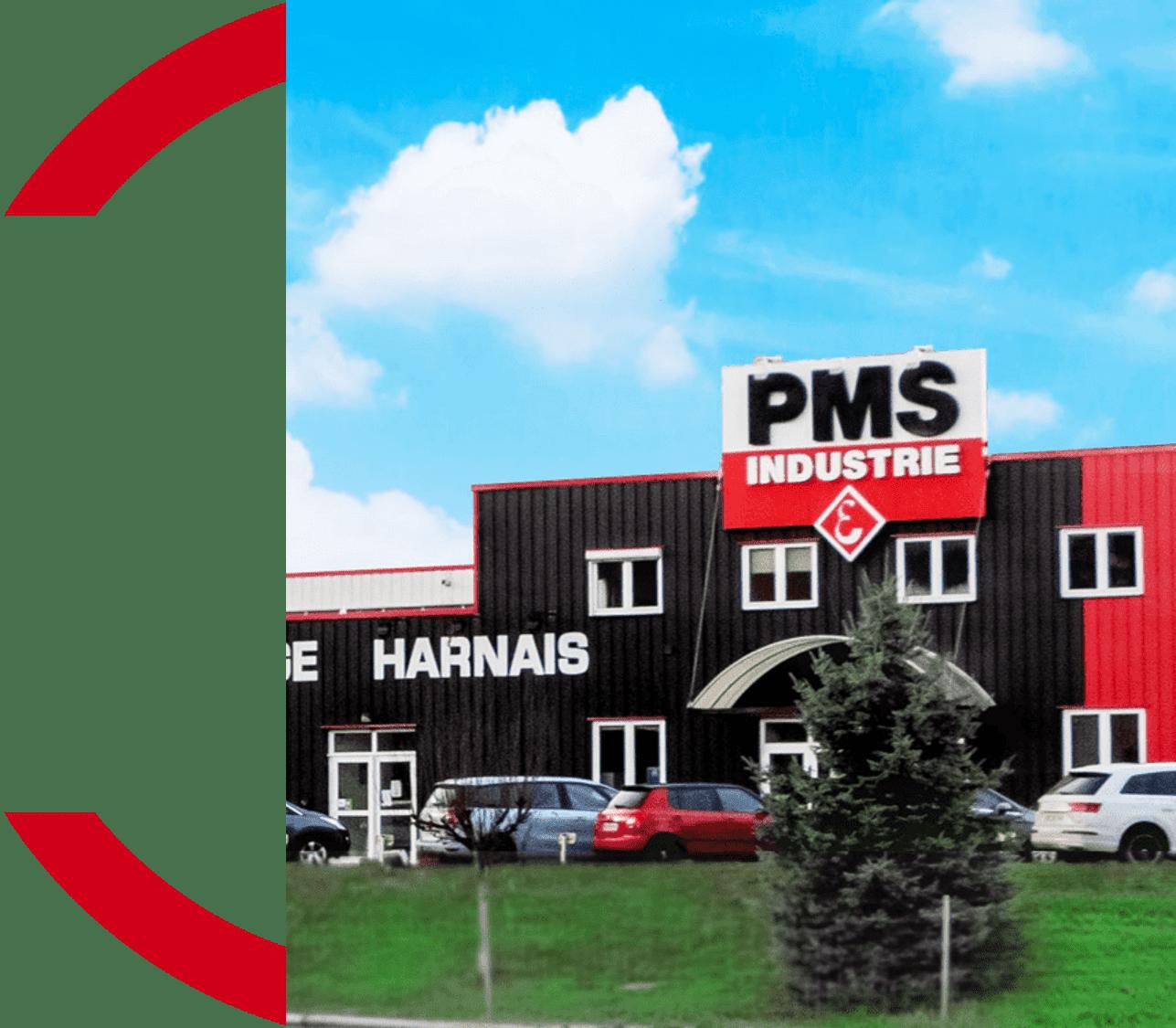 Devanture PMS Industrie